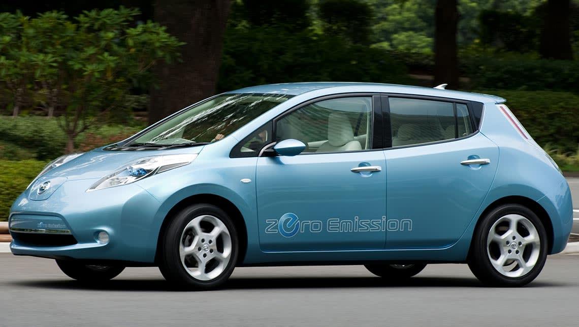 Electric car sales still a trickle in Australia - Car News | CarsGuide