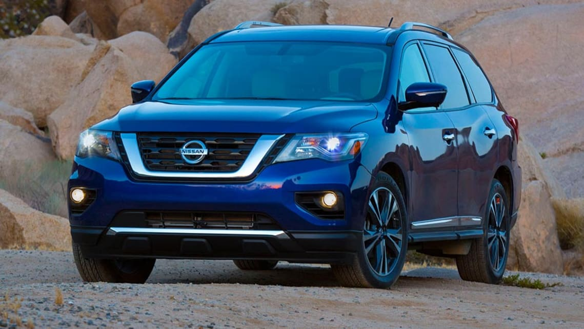 2017 Nissan Pathfinder | new car sales price - Car News ...