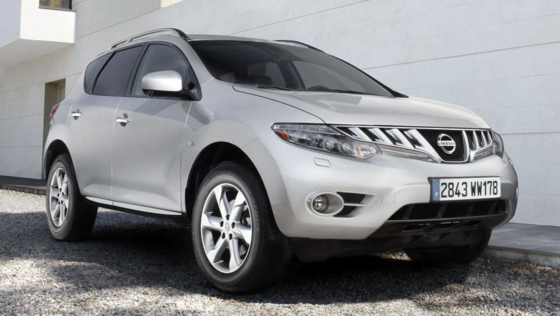 Used Nissan Murano Review 2005 2015 Carsguide