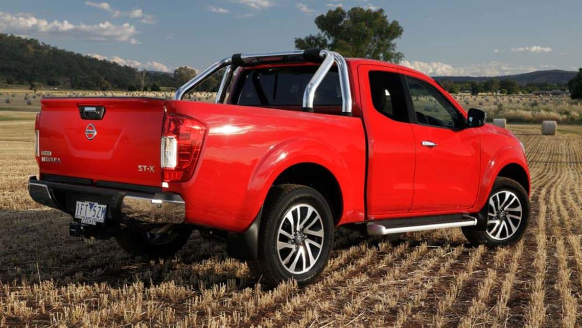 Nissan Navara Np300 King Cab Pickup 2015 Review Carsguide