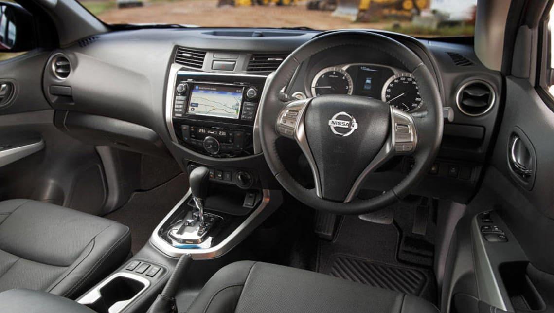 2015 np300 nissan navara king cab pickup review
