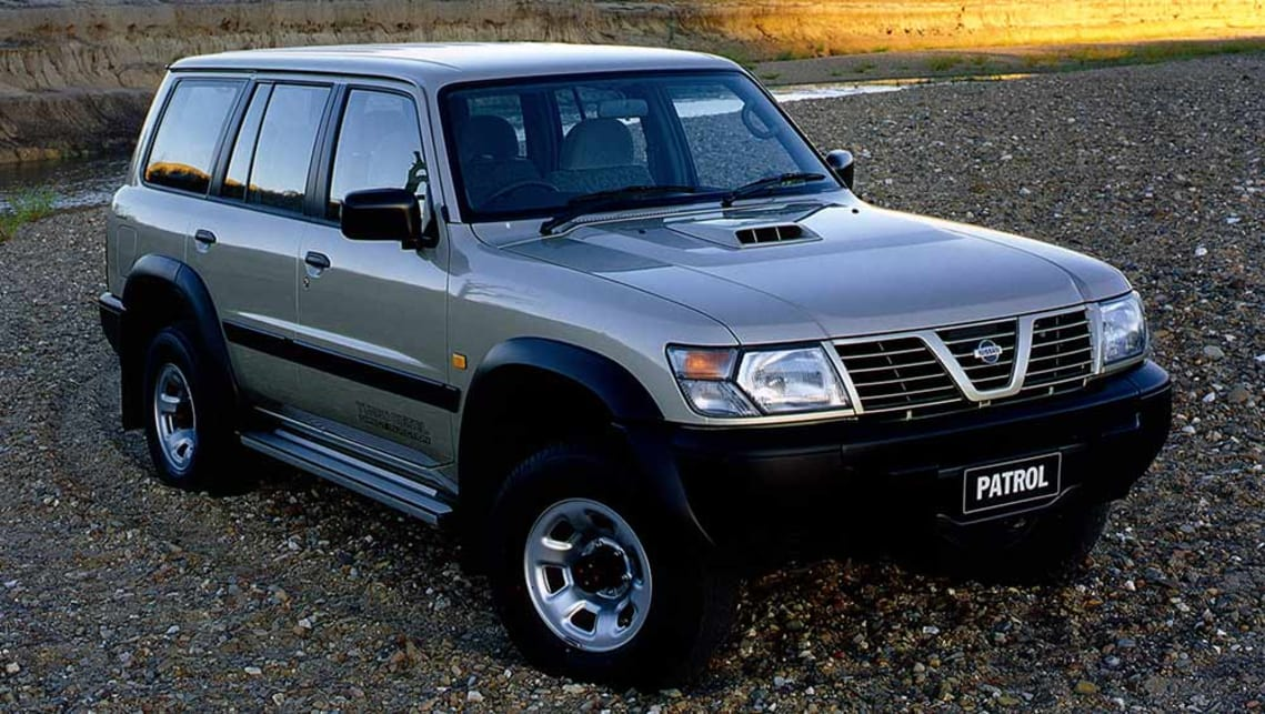Nissan Patrol Used Review 1996 2015 Carsguide