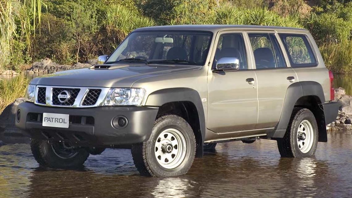 used nissan patrol review 1996 2015 carsguide