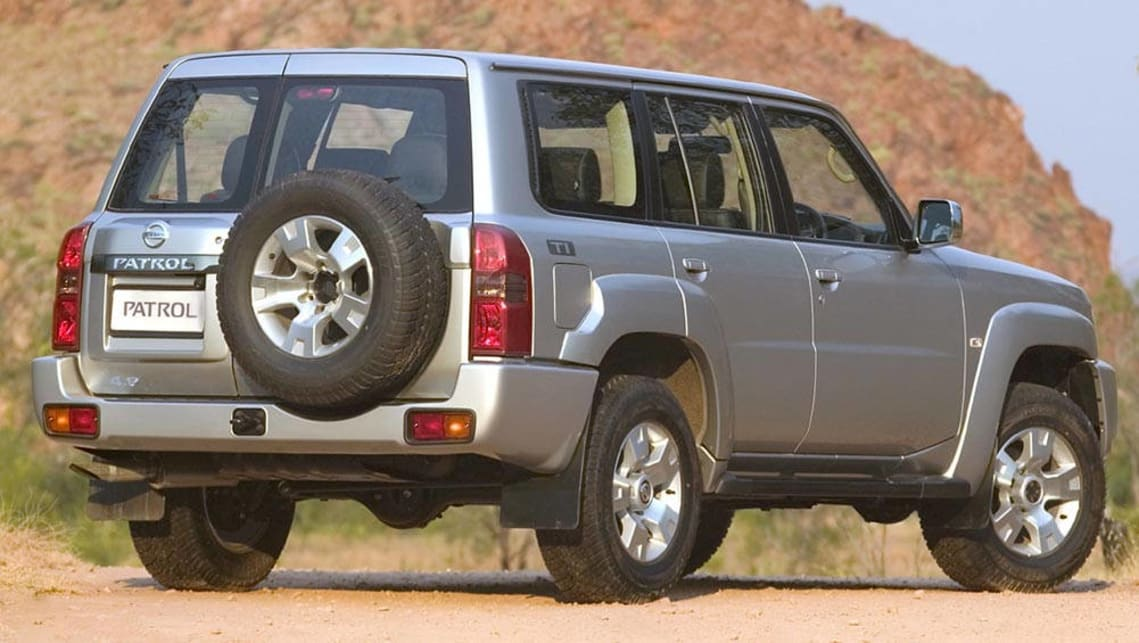 nissan patrol used review 2007 2012 carsguide. Black Bedroom Furniture Sets. Home Design Ideas