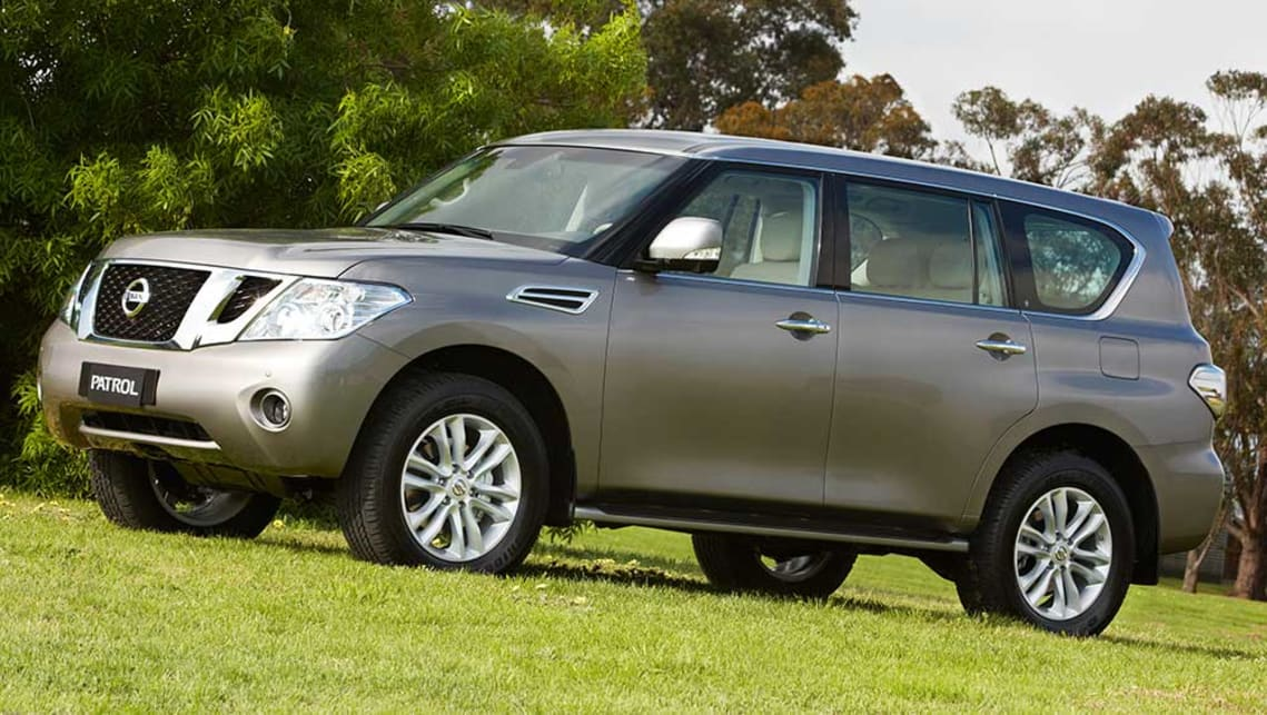 used nissan patrol review 1996 2015 carsguide. Black Bedroom Furniture Sets. Home Design Ideas