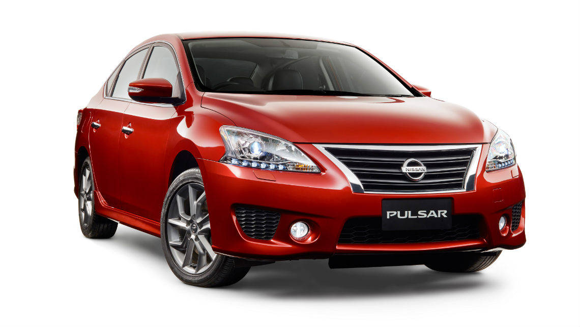 nissan pulsar 2015 review carsguide. Black Bedroom Furniture Sets. Home Design Ideas
