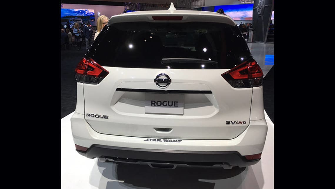 Nissan goes Rogue with Star Wars special edition | LA ...