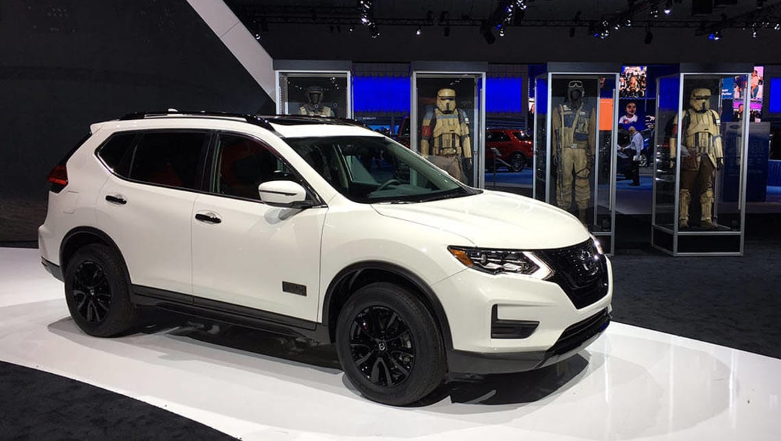 Nissan Goes Rogue With Star Wars Special Edition