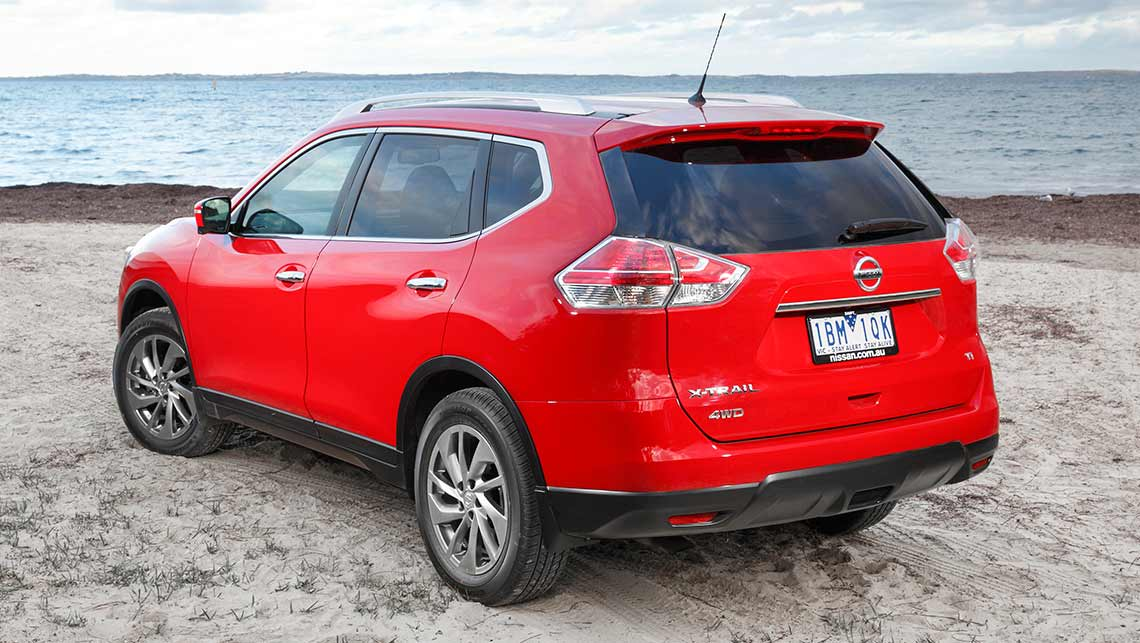 2014 nissan x trail ti suv review carsguide. Black Bedroom Furniture Sets. Home Design Ideas