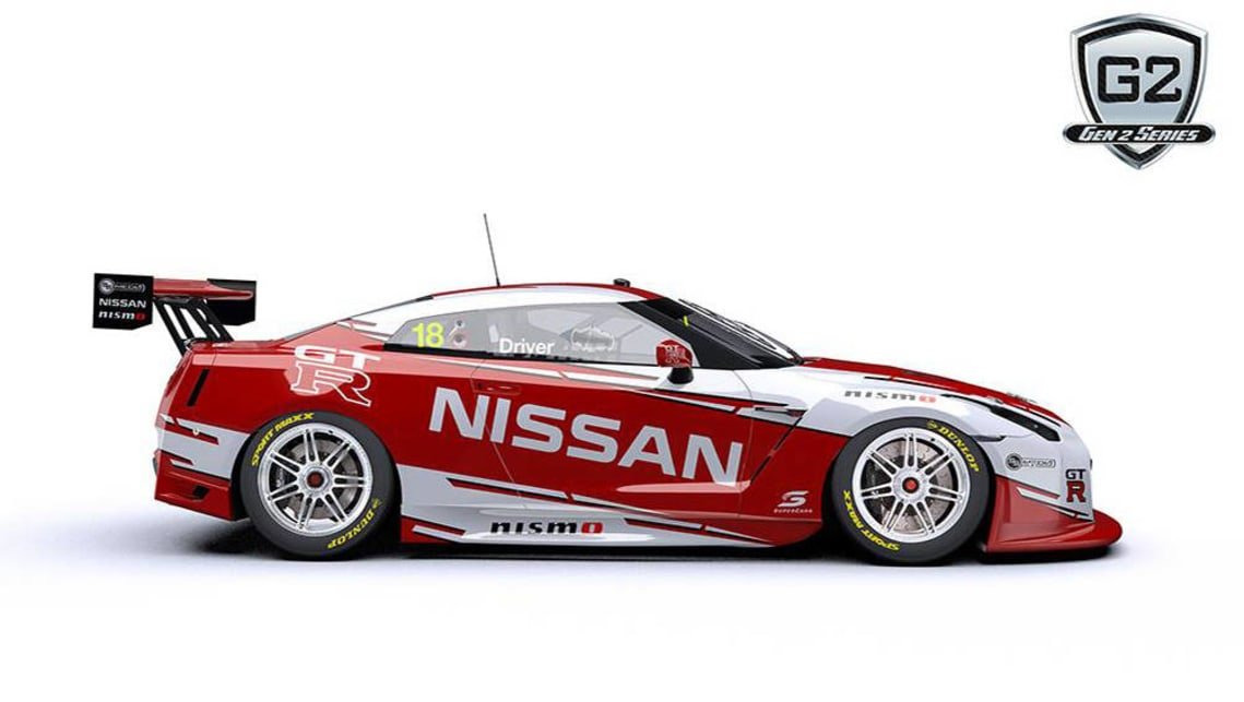 Here's the Nissan GT-R Supercar you'll never see ...