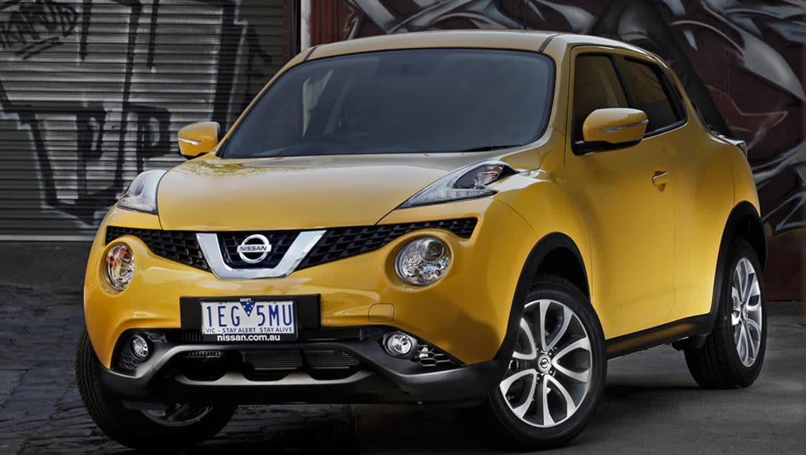 2016 nissan juke review road test carsguide for Neuer nissan juke 2016