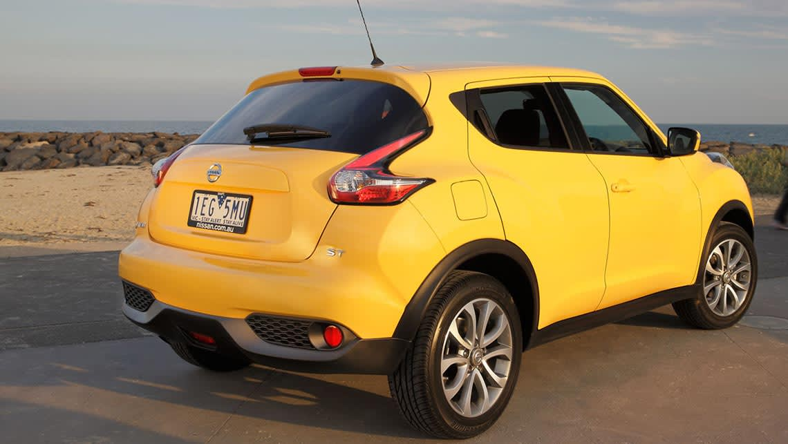 2015 nissan juke review first drive carsguide for Nissan juke automatik