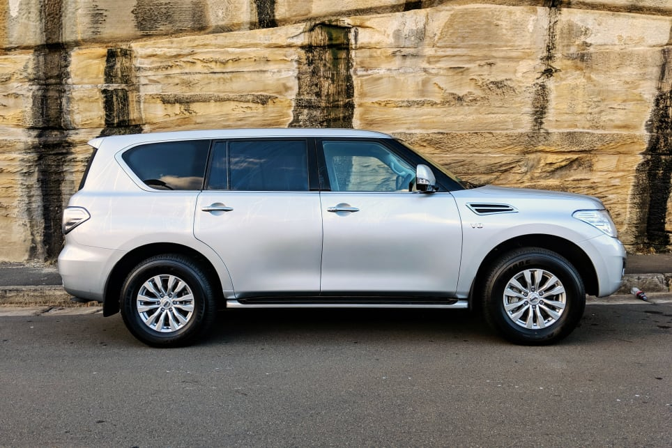 Nissan Patrol 2019 review: Ti-L | CarsGuide