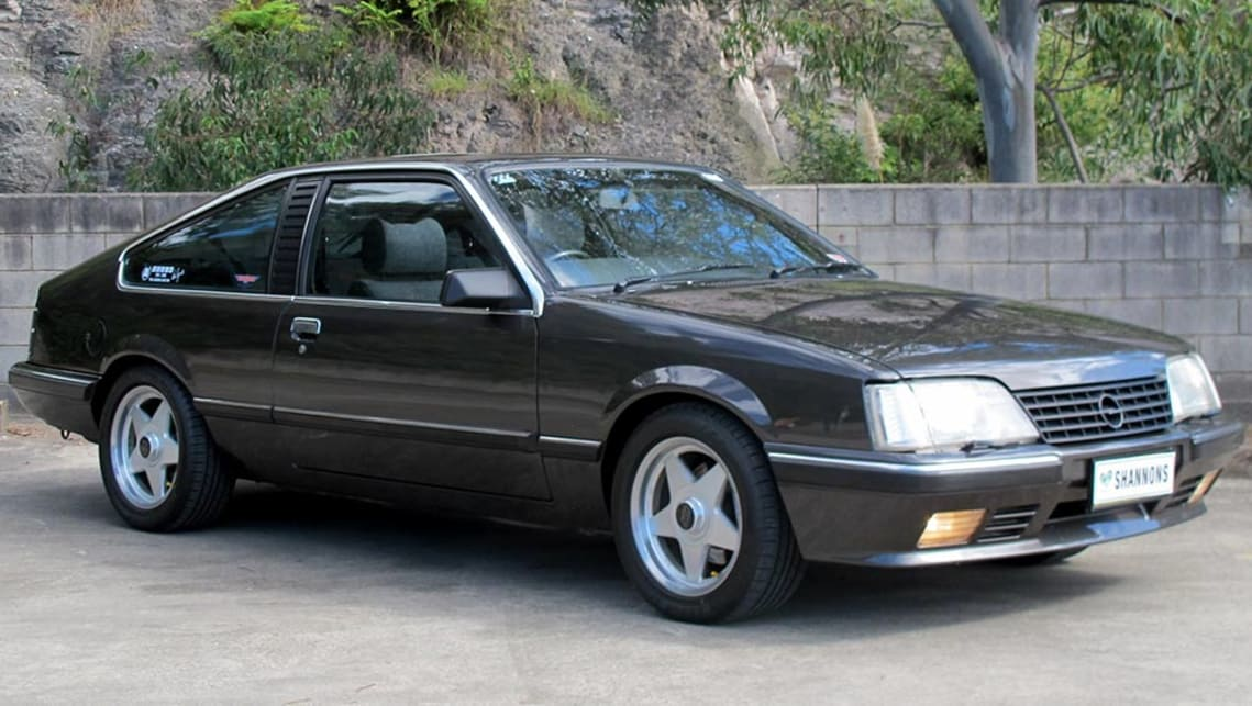 1984 Opel Monza Coupe