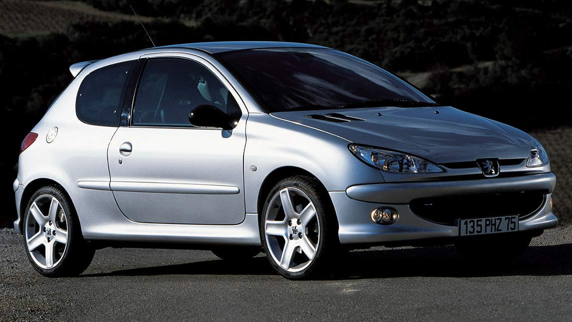 Used peugeot 206 review 1999 2007 carsguide peugeot 206 gti 180 asfbconference2016 Image collections