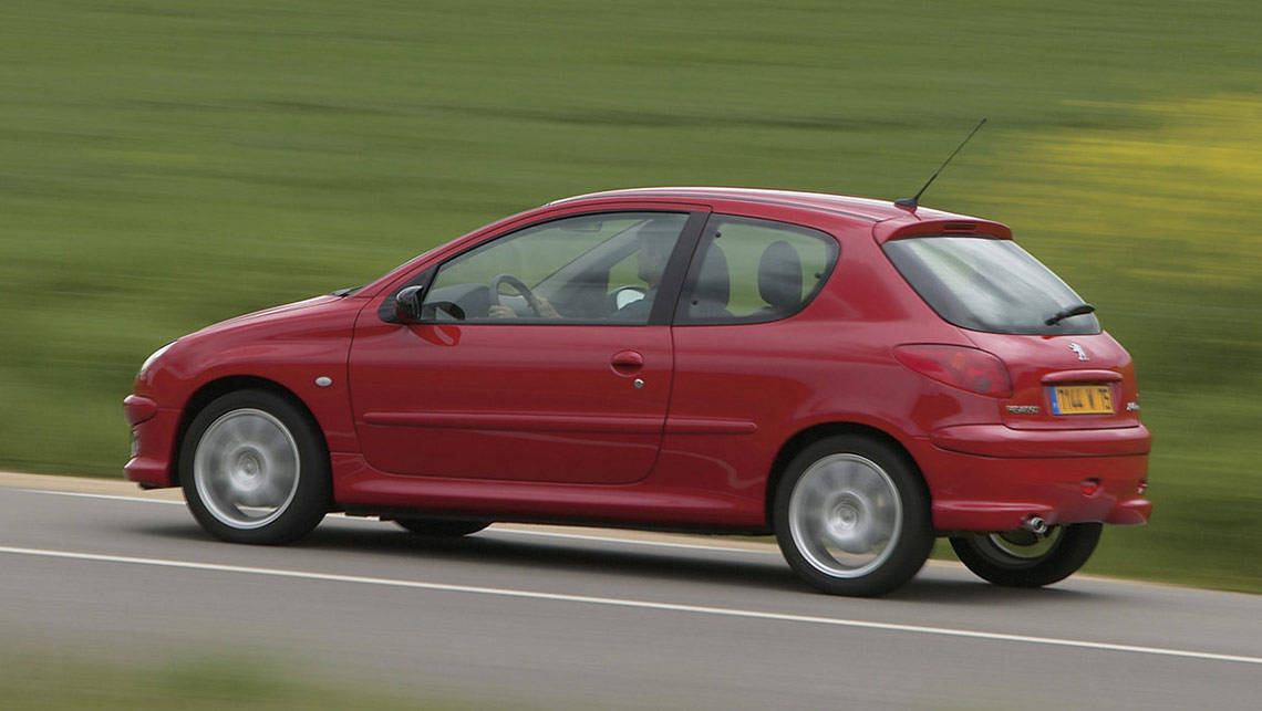 Used Peugeot 206 review: 1999-2007 | CarsGuide
