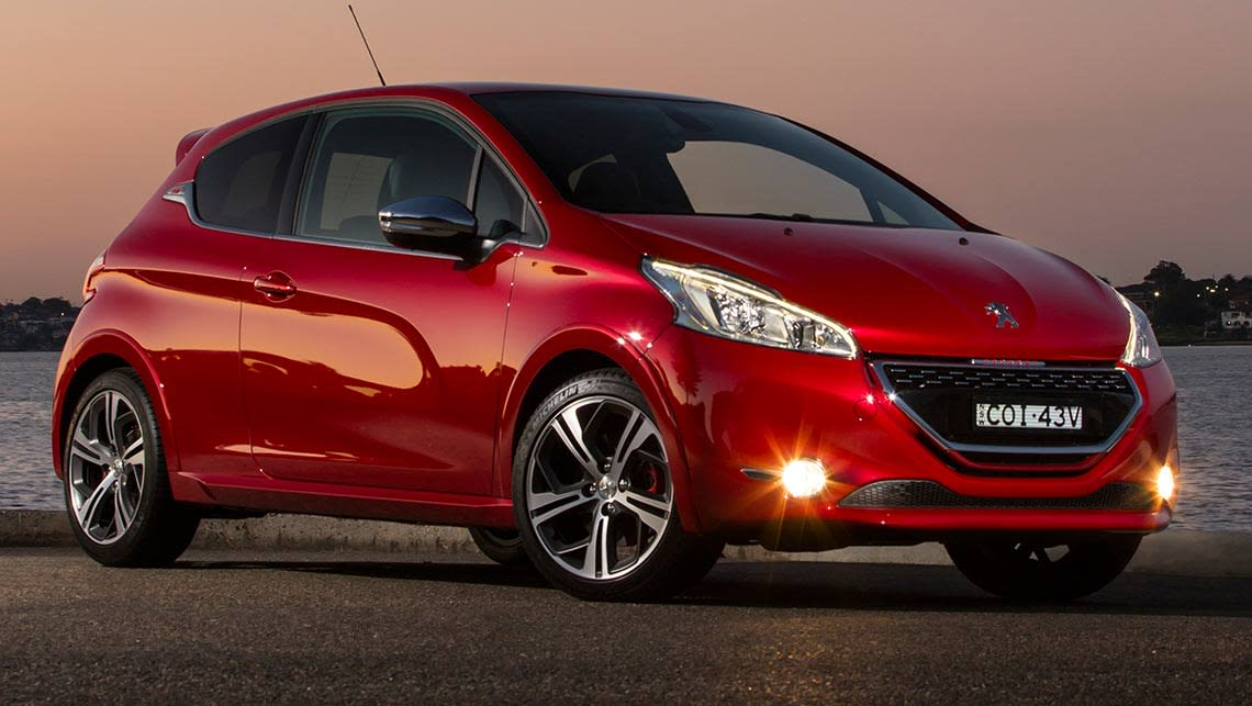 peugeot 208 2014 review | carsguide