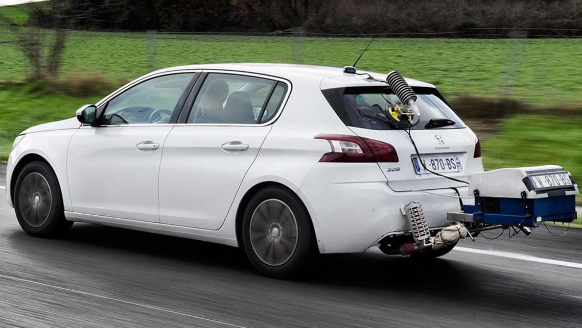 Emissions Testing Tucson >> Peugeot and Citroen declare war with real-world emissions ...
