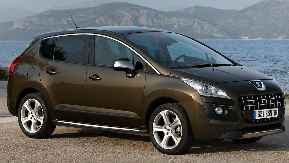 peugeot 3008 2011 review | carsguide
