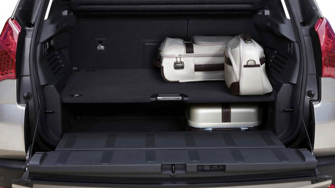 Peugeot 3008 2011 Review Carsguide