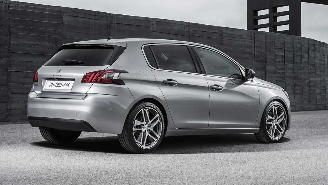 peugeot 308 hatch review 2014 | carsguide
