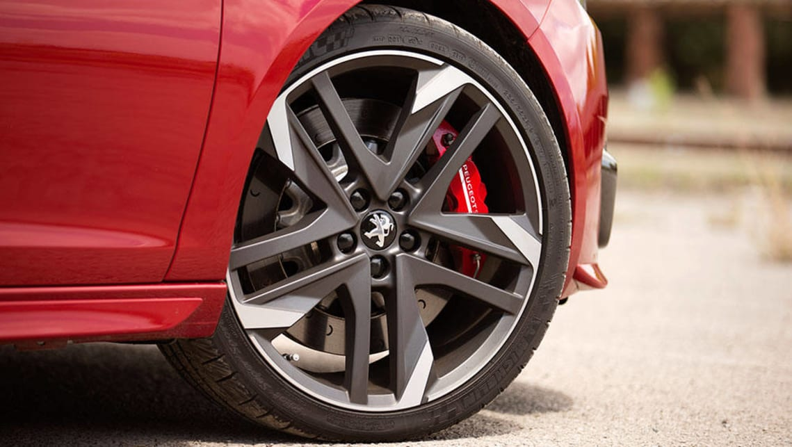 Perfect 2016 Peugeot 308 GTi Review  First Drive  CarsGuide
