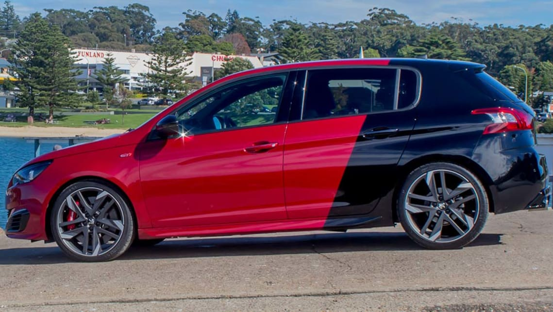 2016 Peugeot 308 GTi 270 review | road test | CarsGuide