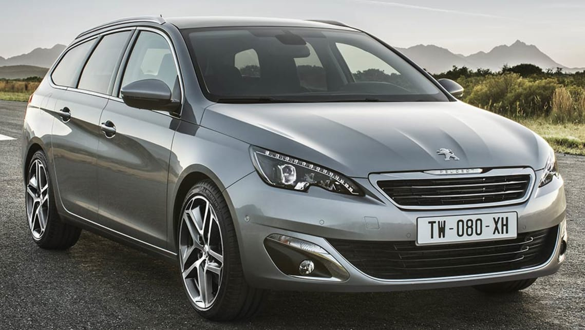 2016 peugeot 308 touring allure premium review road test. Black Bedroom Furniture Sets. Home Design Ideas