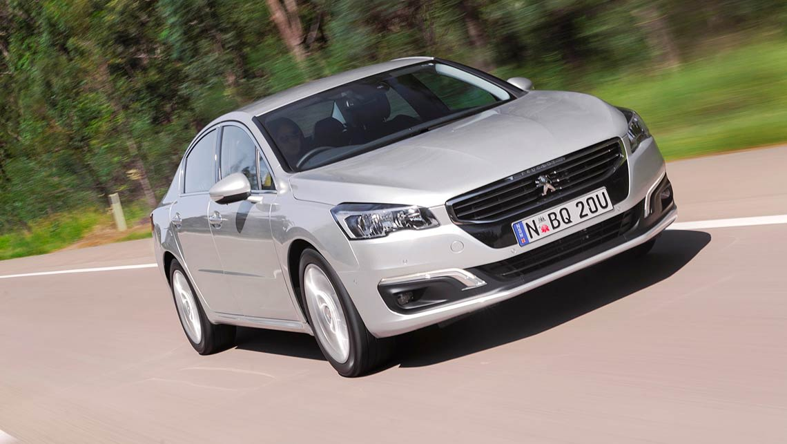 peugeot 508 allure 2016 review | carsguide