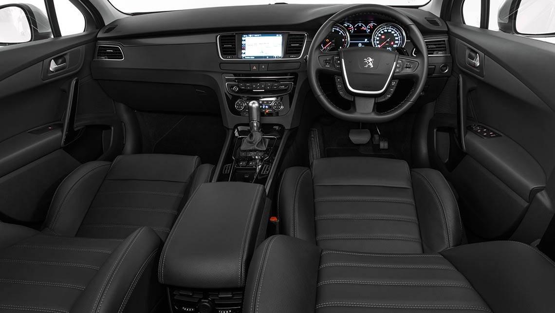 Peugeot 508 allure 2016 review carsguide - Interior peugeot 508 ...