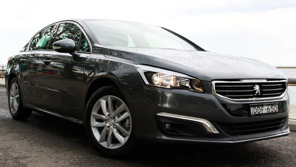 Peugeot 508 Active sedan auto 2016 review | CarsGuide