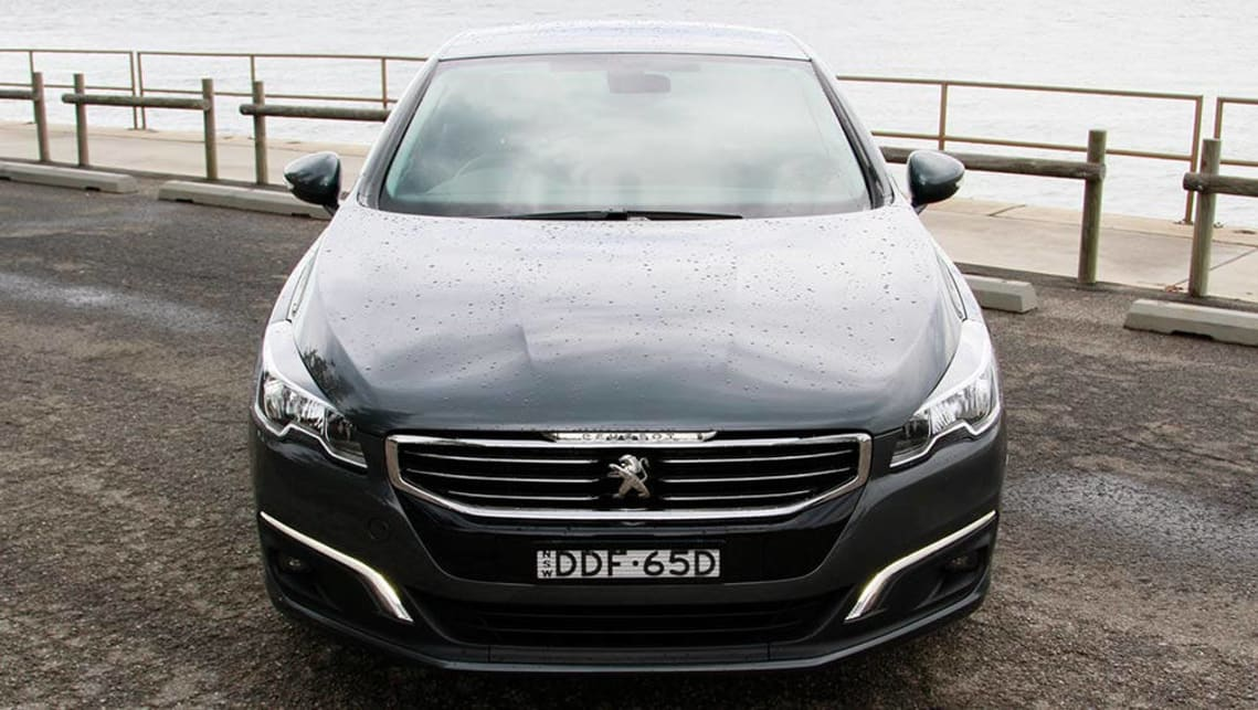 peugeot 508 active sedan auto 2016 review carsguide. Black Bedroom Furniture Sets. Home Design Ideas