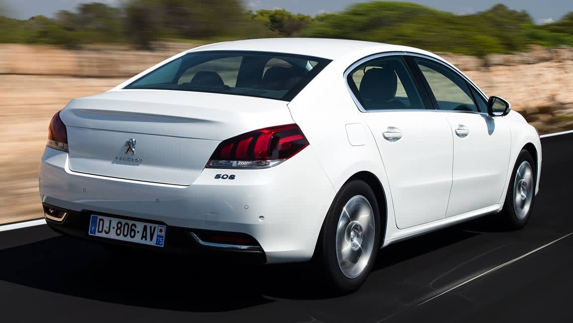 Sign And Drive Auto Sales >> Peugeot 508 2015 review   CarsGuide