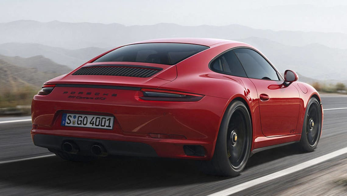 Porsche 911 GTS 2017 | new car sales price - Car News | CarsGuide