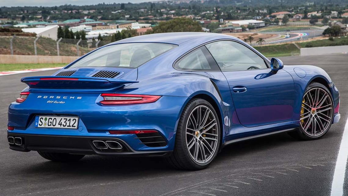 2016 Porsche 911 Turbo Review First Drive Carsguide