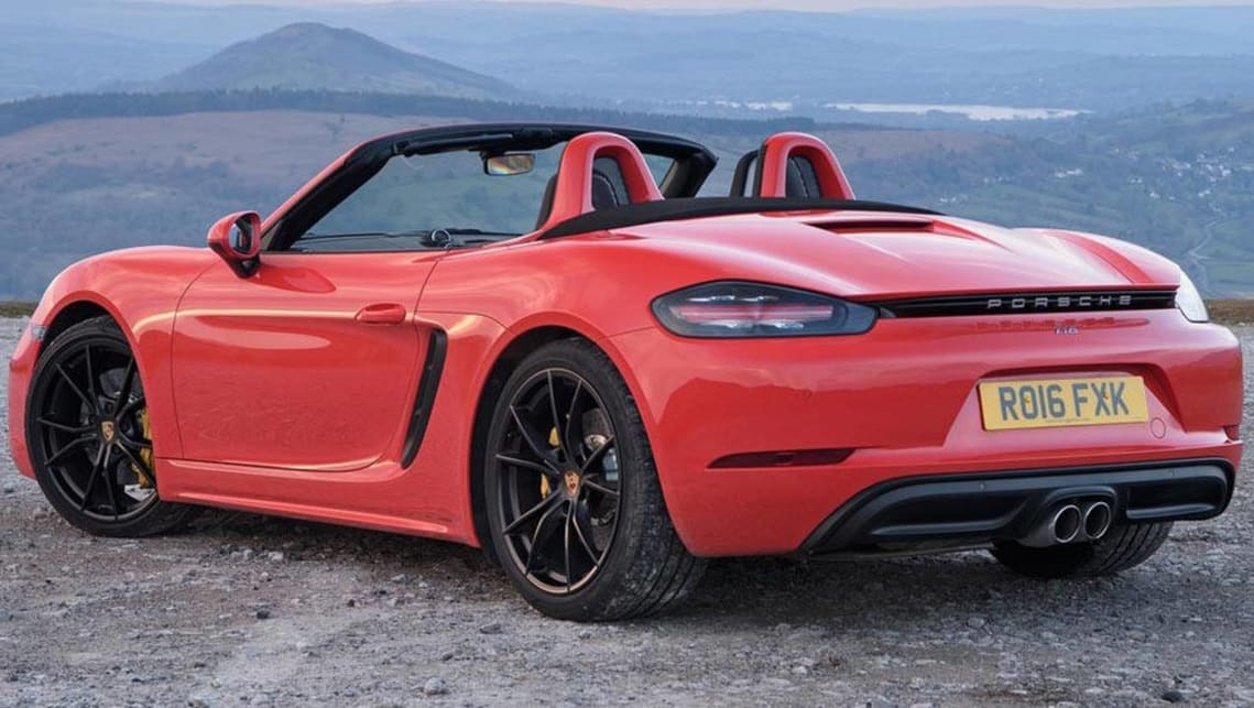 2016 porsche 718 boxster | new car sales price - car news | carsguide