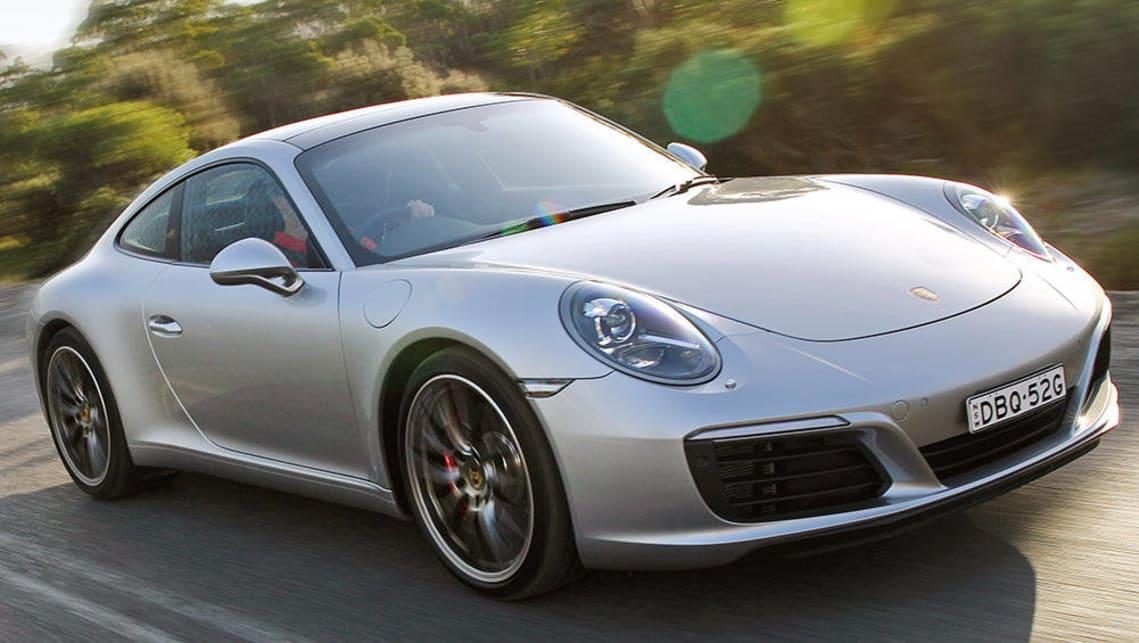 Porsche 911 australia price