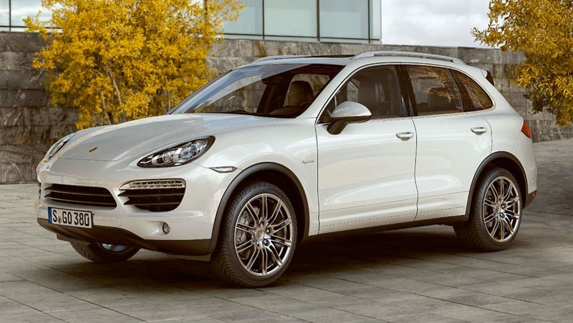 Used Porsche Cayenne Review 2003 2016 Carsguide