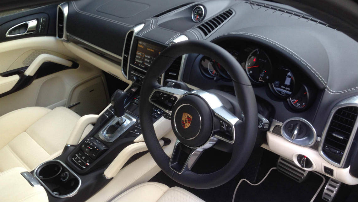 2015 porsche cayenne turbo s review carsguide. Black Bedroom Furniture Sets. Home Design Ideas