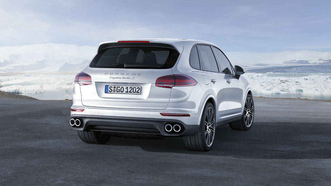 2016 porsche cayenne turbo s review road test carsguide