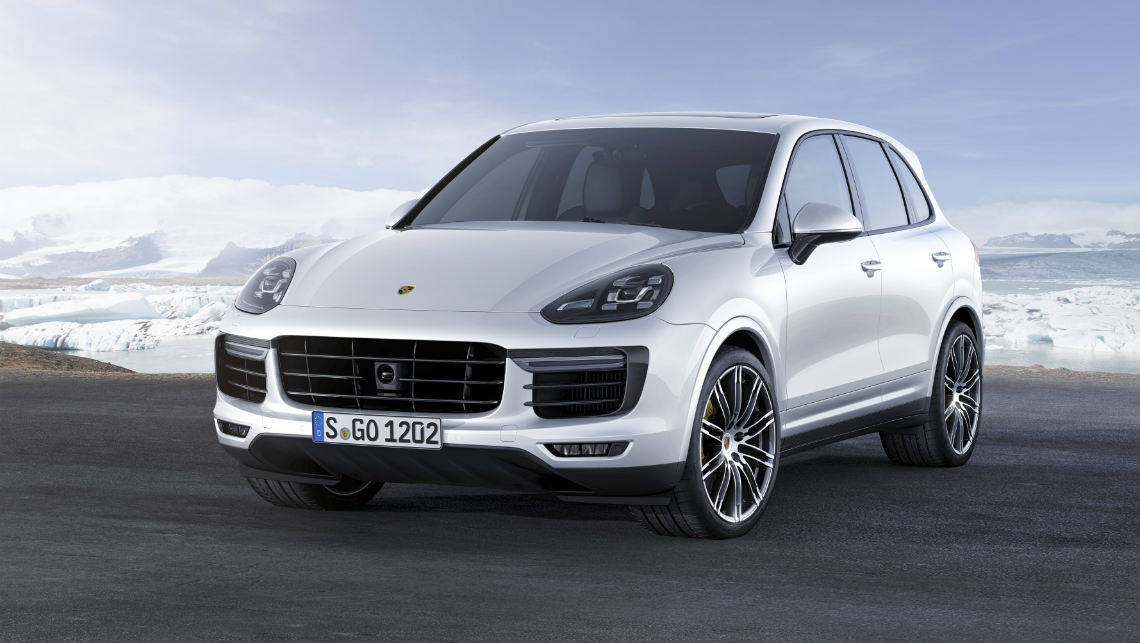porsche cayenne turbo s 2016 review carsguide. Black Bedroom Furniture Sets. Home Design Ideas