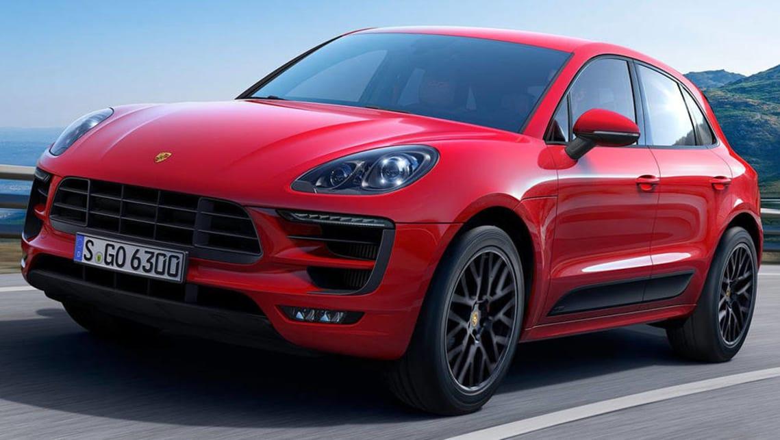Porsche Macan Gts 2016 Review Carsguide