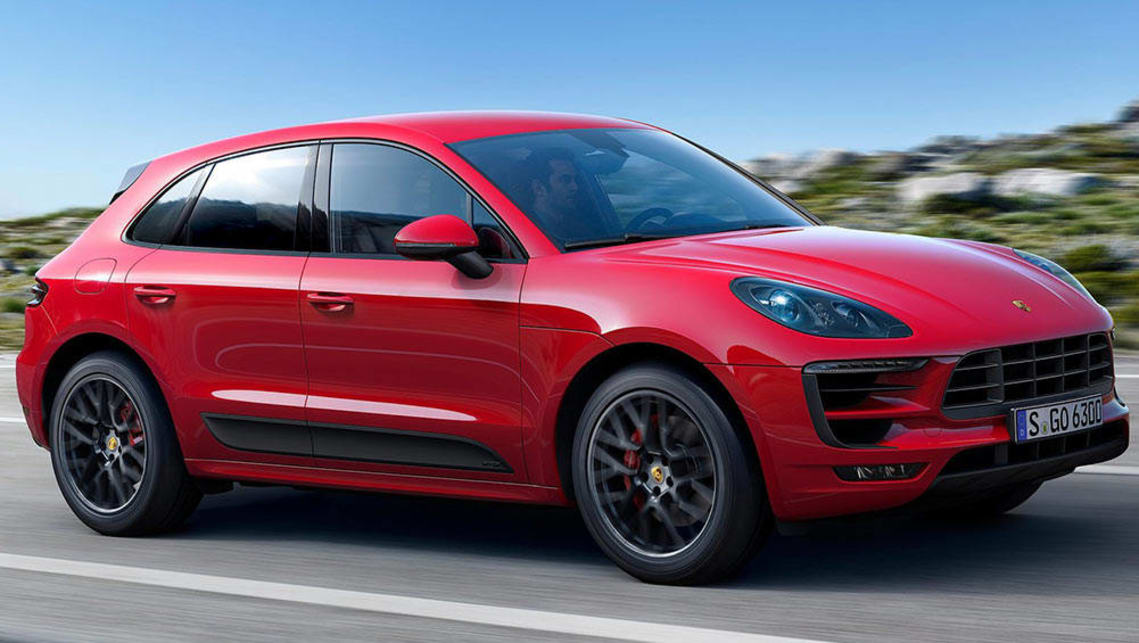 2016 porsche macan gts review road test carsguide. Black Bedroom Furniture Sets. Home Design Ideas