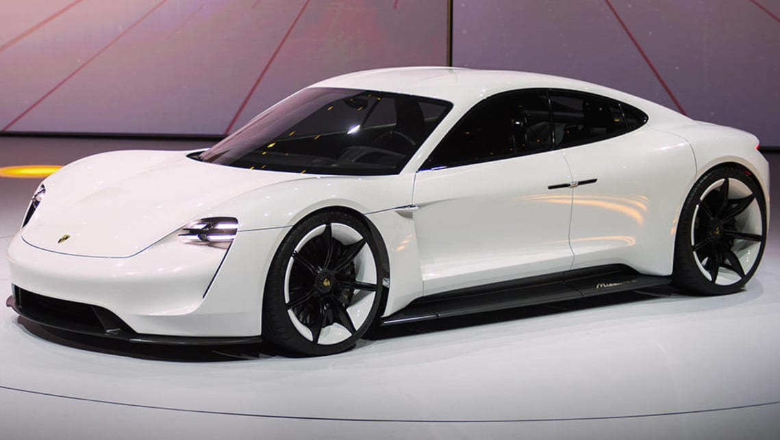 Porsche Adds 1400 Staff To Handle Mission E Electric