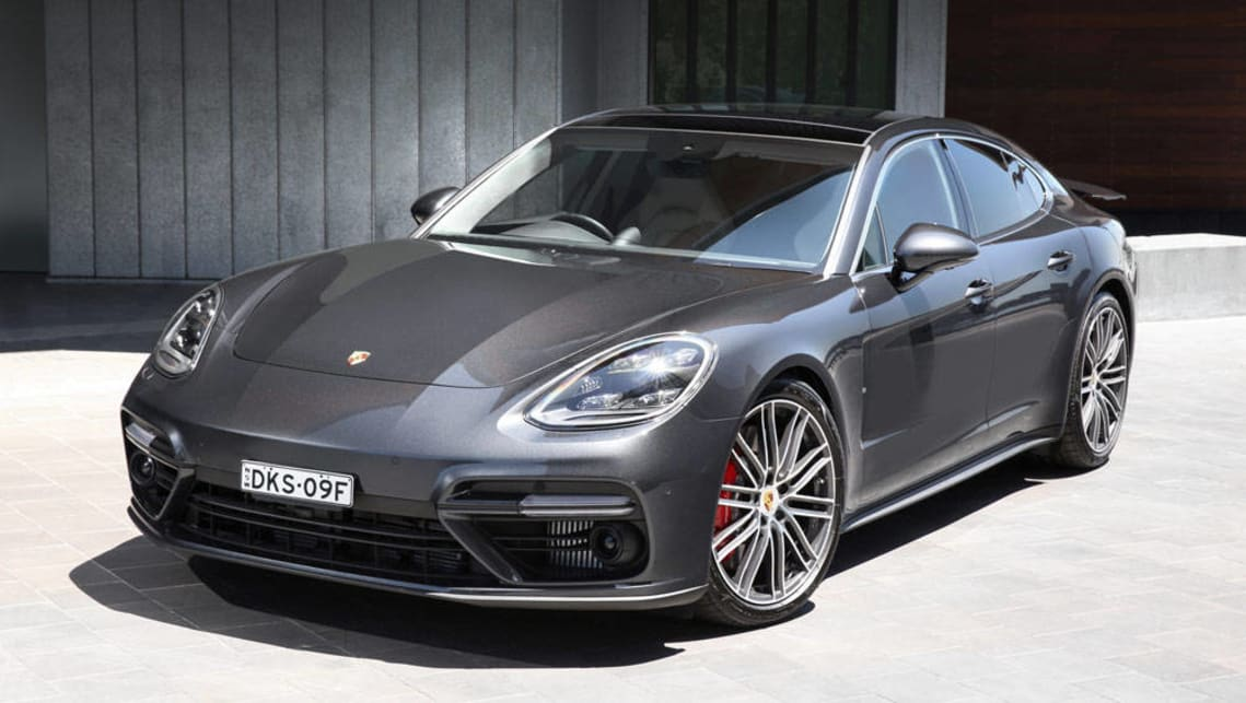 The Second Generation Panamera Is A Technological Tour De Force And Its Interior