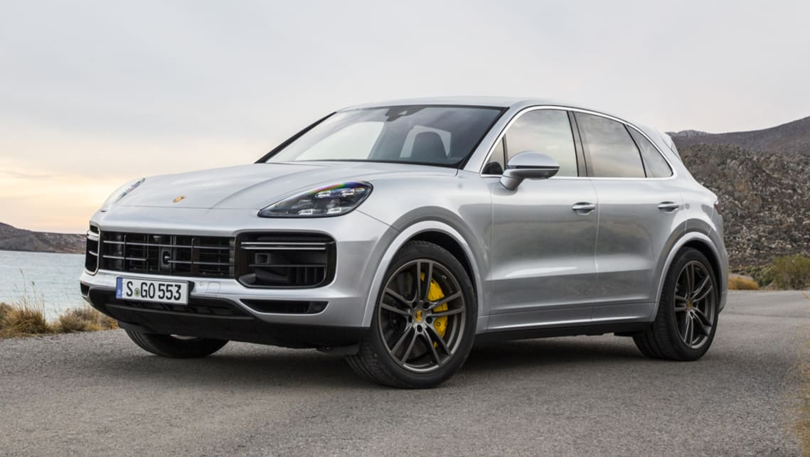 Porsche Cayenne 2018 Pricing And Spec Confirmed Car News