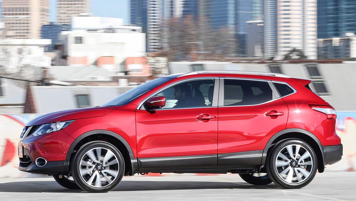 Nissan Qashqai Canada Review >> Nissan Qashqai 2017 review | CarsGuide