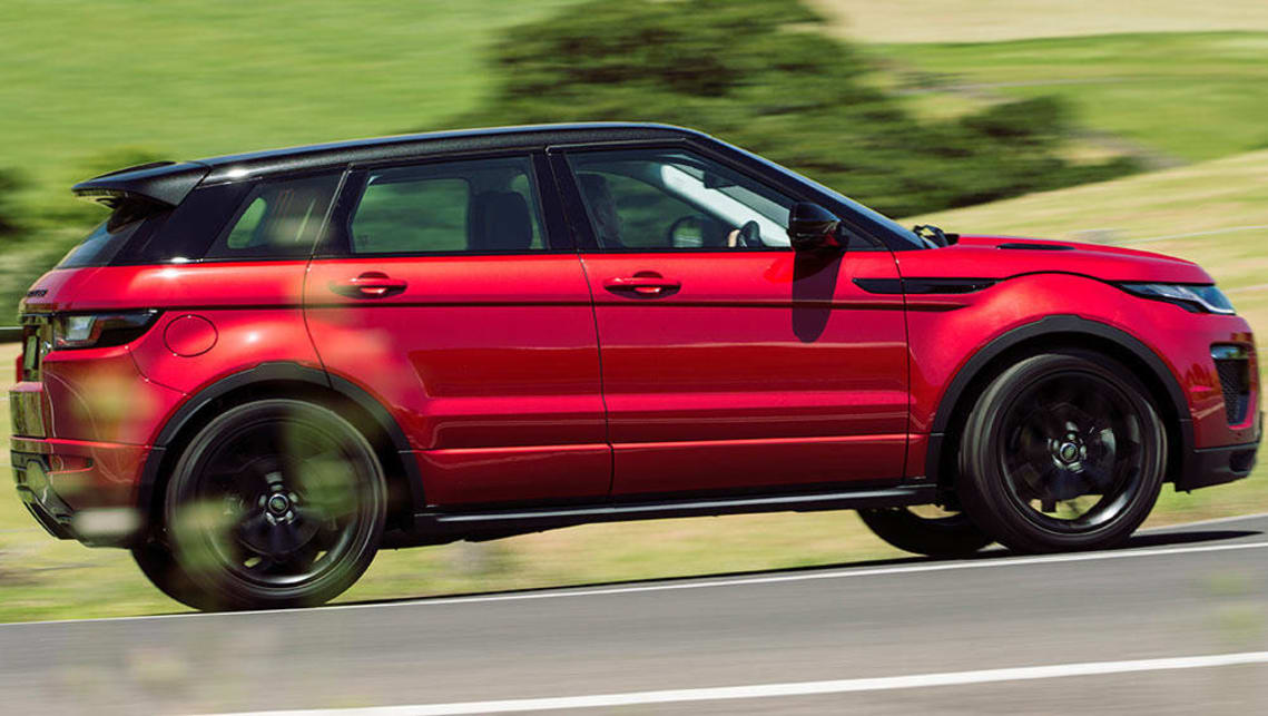 range rover evoque td4 180 hse dynamic 2016 review carsguide. Black Bedroom Furniture Sets. Home Design Ideas