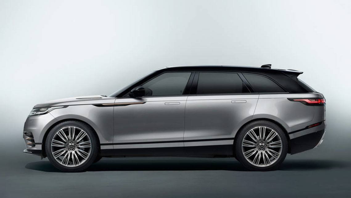2017 range rover velar to start from 70k car news carsguide. Black Bedroom Furniture Sets. Home Design Ideas