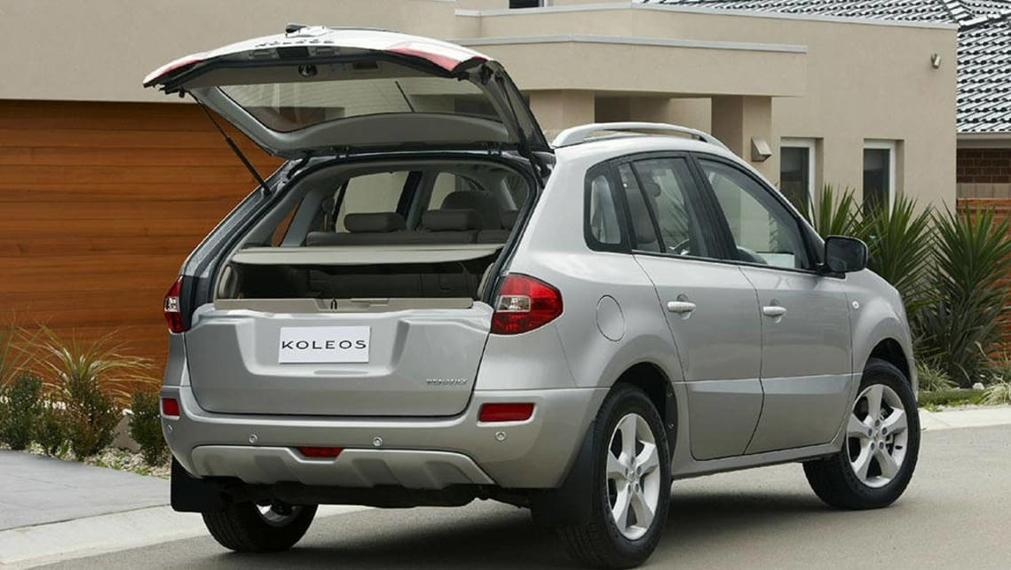 renault koleos used review 2008 2014 carsguide. Black Bedroom Furniture Sets. Home Design Ideas